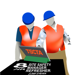 8-HOUR SITE SAFETY MANAGER REFRESHER/CHAPTER 33
